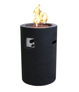 Elementi Merapi Tuinhaard Op Gas