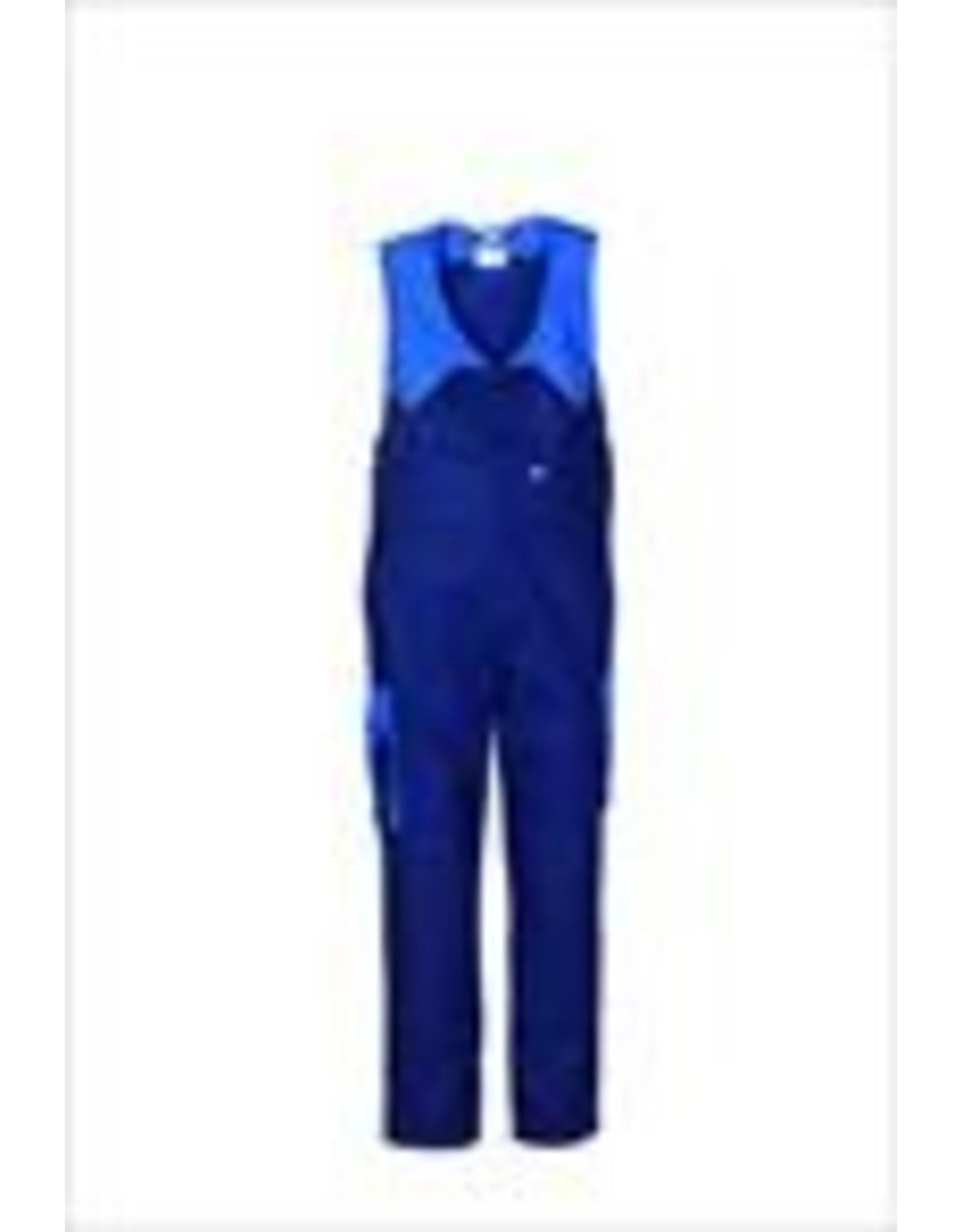 Orcon D15 bodybroek donkerblauw/korenblauw