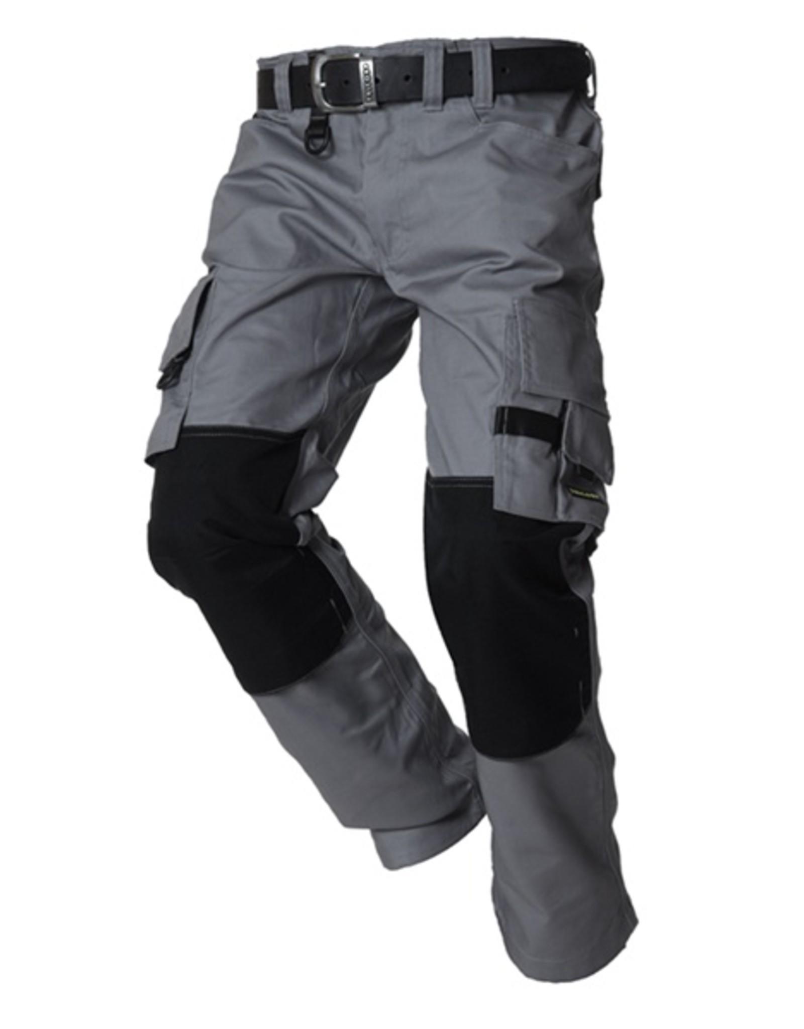 Tricorp Werkbroek TWC2000 grijs-zwart
