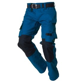 Tricorp Werkbroek TWC2000 koningsblauw-marineblauw