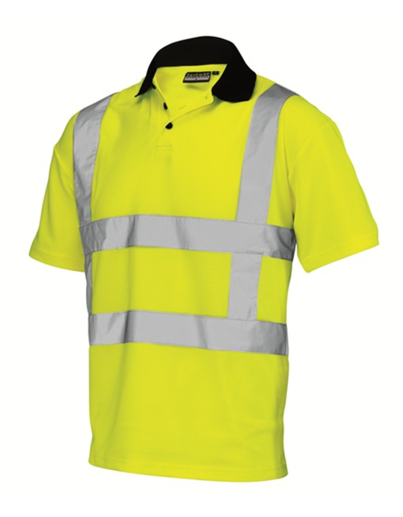 Tricorp Poloshirt TP-RWS geel