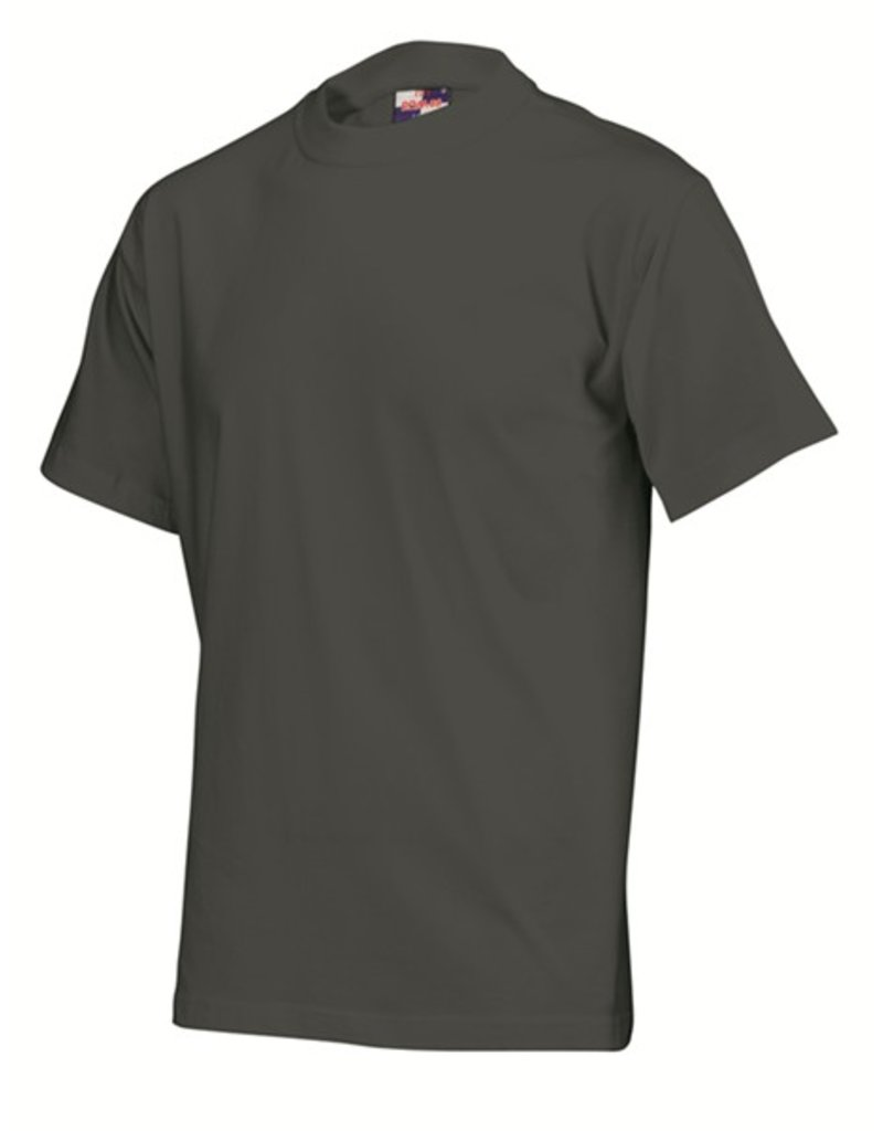 Tricorp T-shirt T-190 antraciet melee