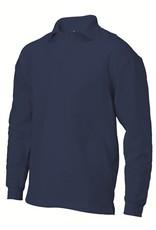 Tricorp Polo-sweater PS280 marineblauw