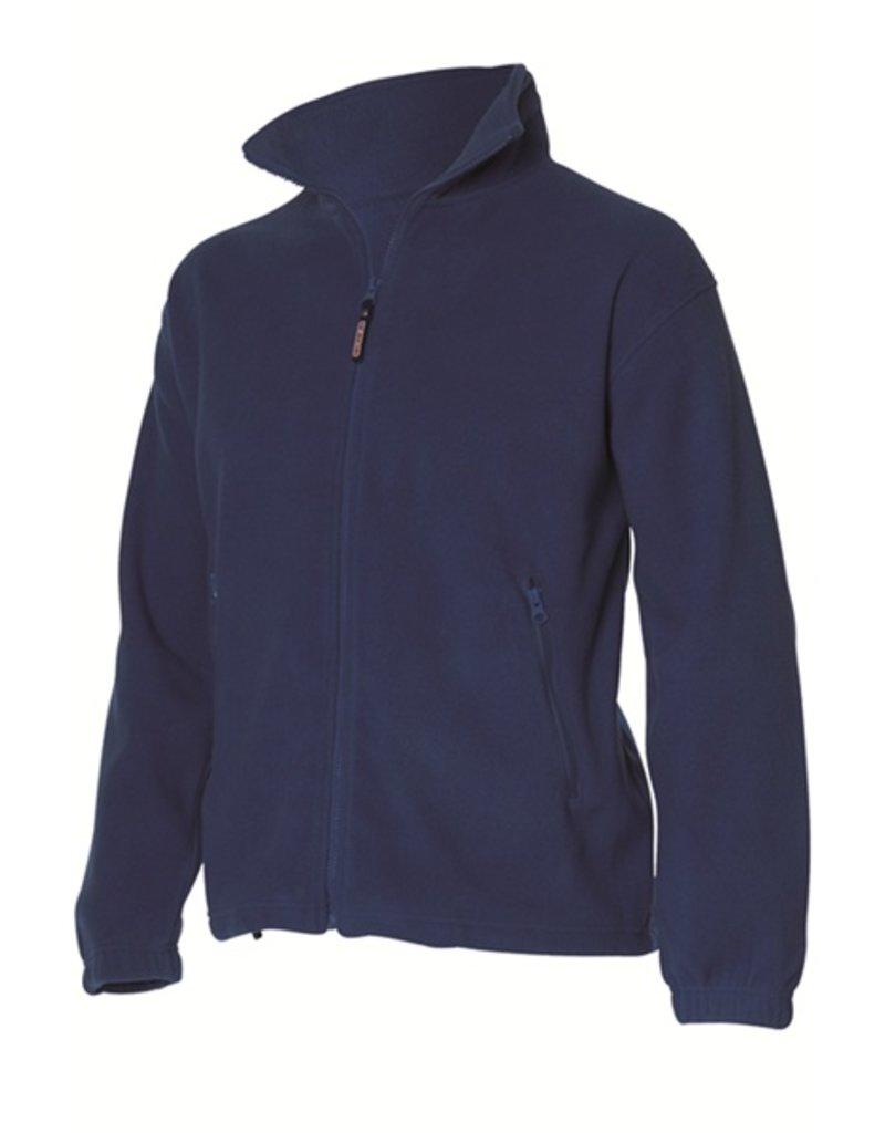 Tricorp Fleece vest FLV320 marineblauw