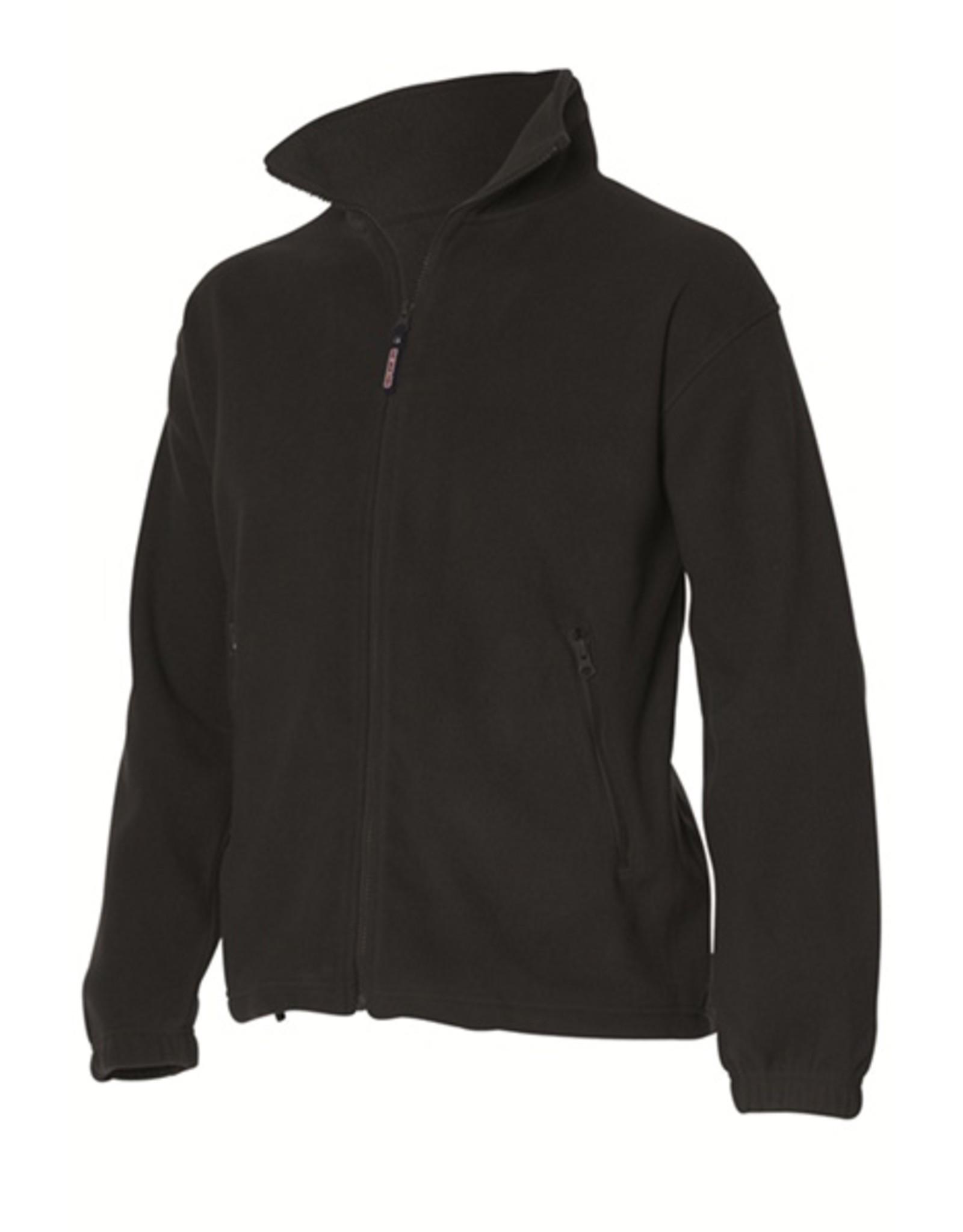 Tricorp Fleece vest FLV320 zwart