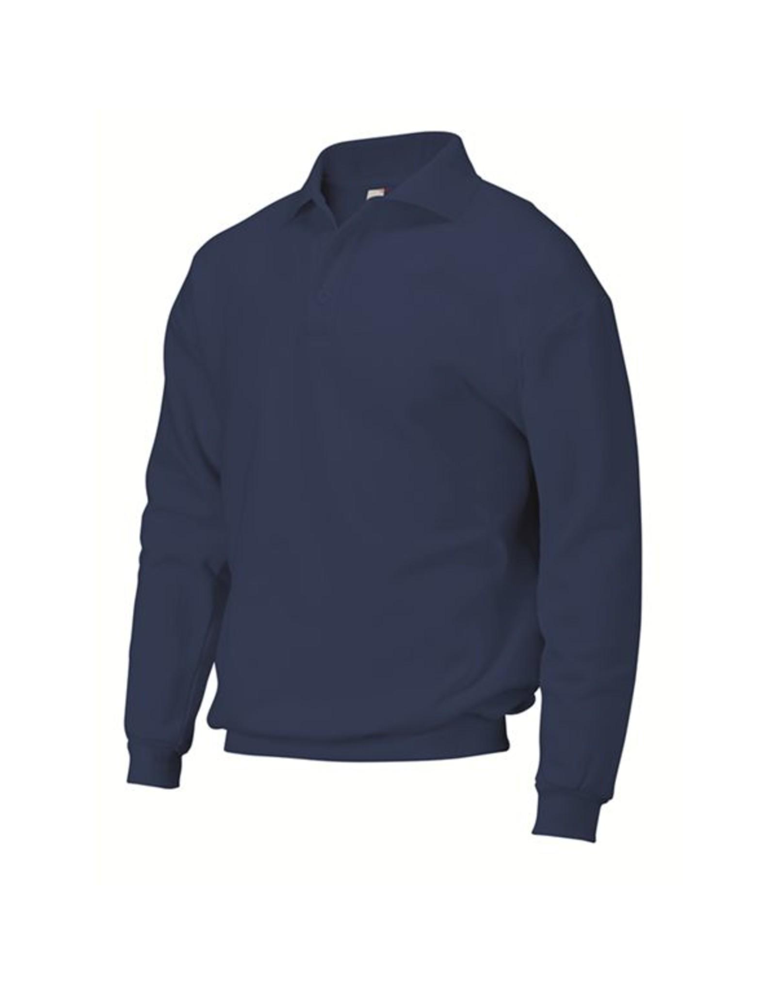 Tricorp Polosweater PSB280 marineblauw