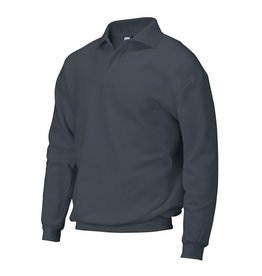 Tricorp Polosweater PSB280 donker grijs
