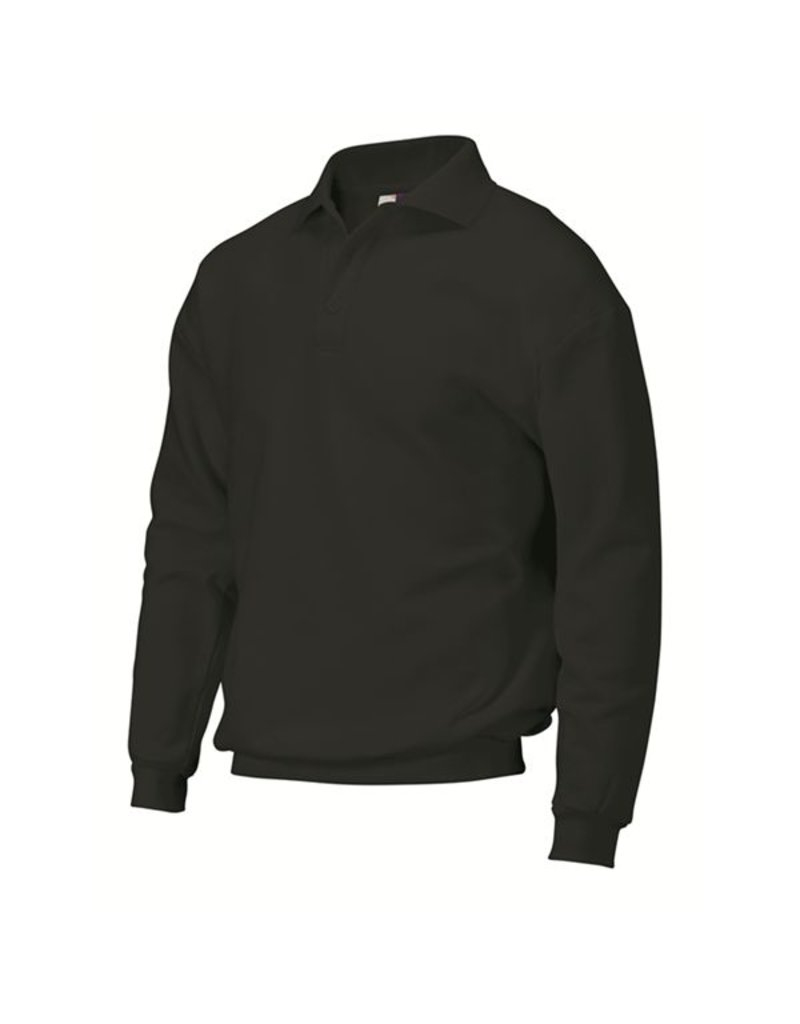 Tricorp Polosweater PSB280 zwart