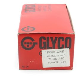 Glyco Porsche 911  Big End Bearing Set 0.50mm