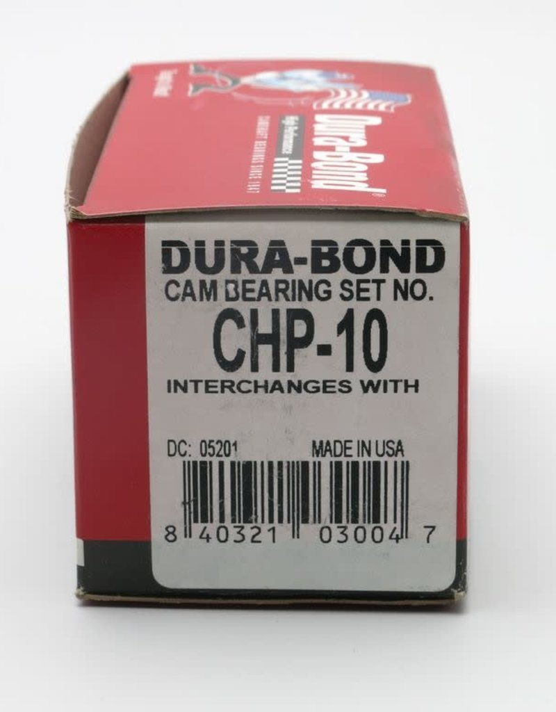 Dura-Bond CHP-10 Dura-Bond Camshaft Bearing Set Chevrolet 293 /325/ 346/ 364