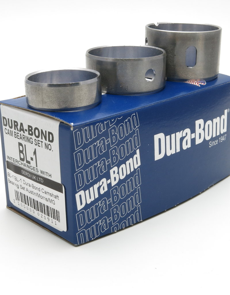 Dura-Bond  Austin/MGA & MGB Camshaft Bearing Set