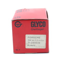 Glyco Porsche 911 914/6 Big End Bearing Set 0.50mm