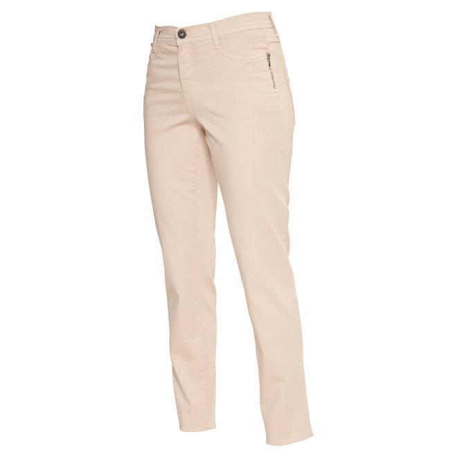 Stretch Pantalon met Ritsjes