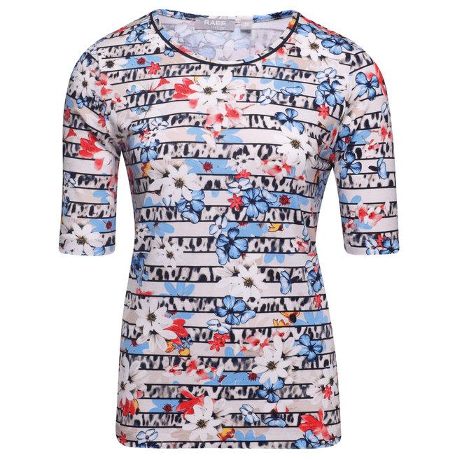 T-Shirt met Vrolijke Print