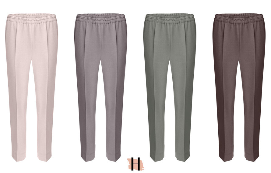 Victoria Stretch: Uw Favoriete Pantalon met Elastiek