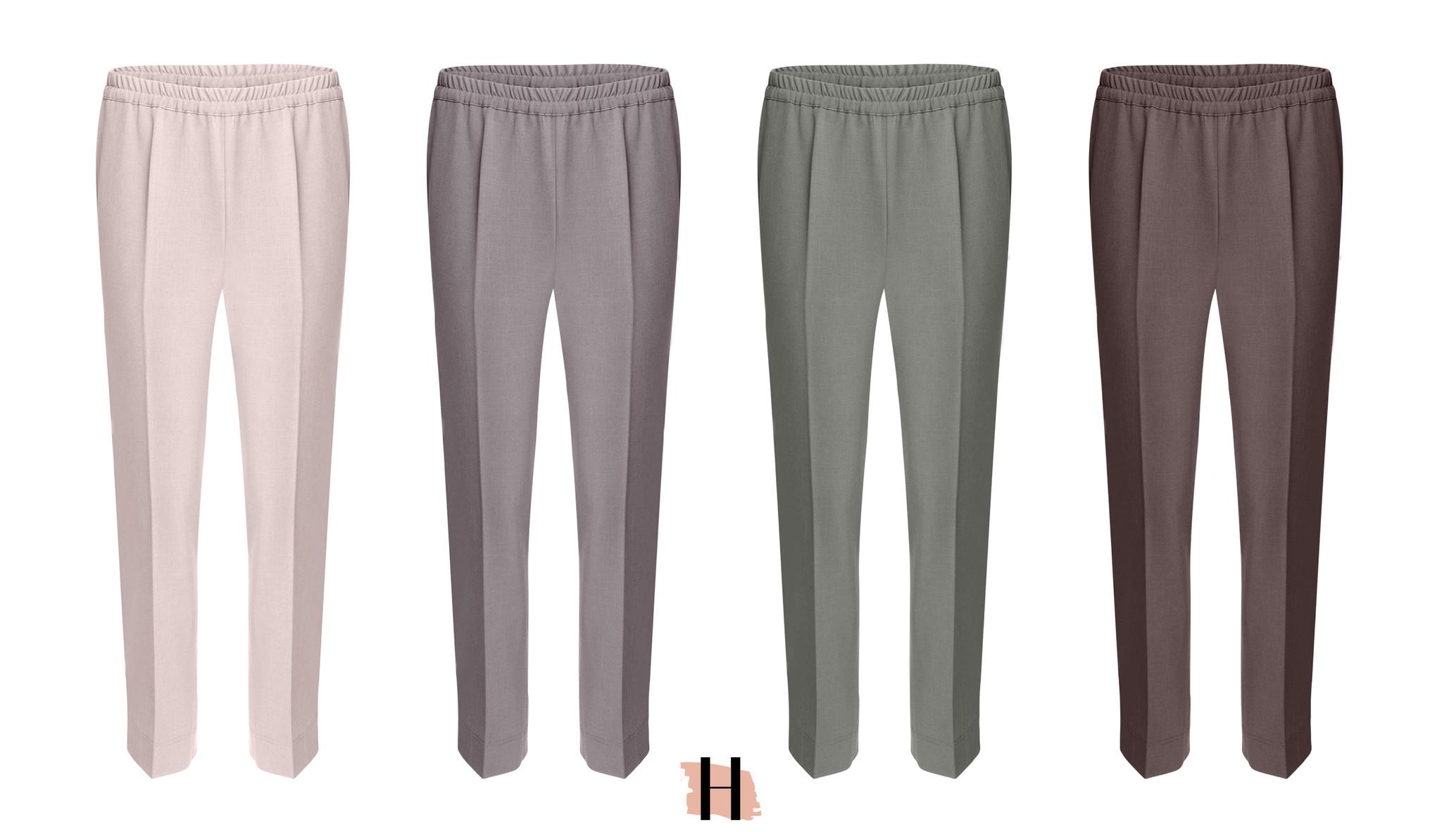 Victoria Stretch | De Fijnste Pantalons met Elastiek