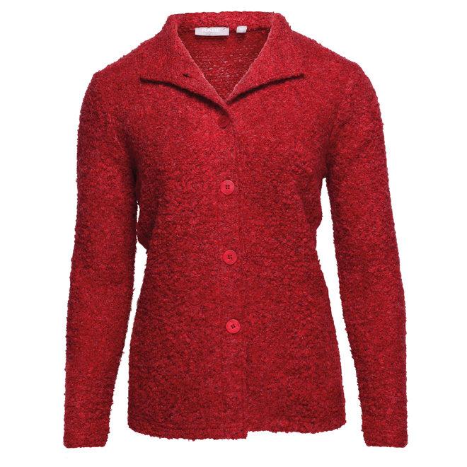 Vestjasje in Wool Look