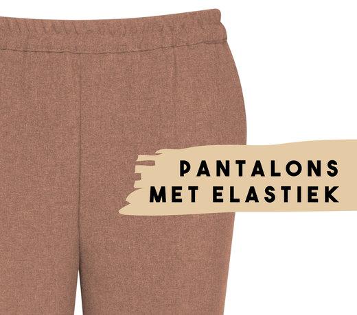 Pantalon Elastieke Band