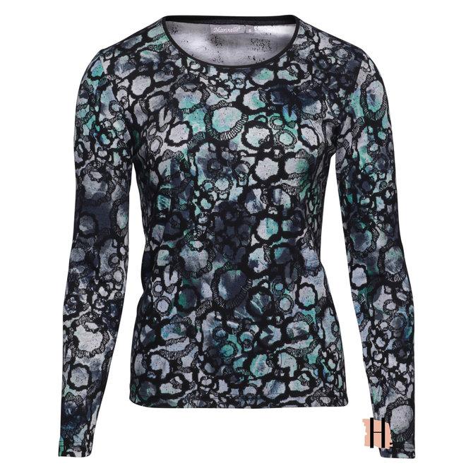 Warm Shirt met Lange Mouwen en Frisse Kleuren