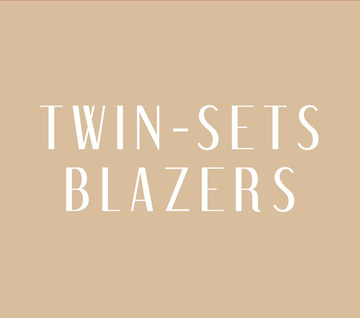 Twin-Sets & Valse Twinsets