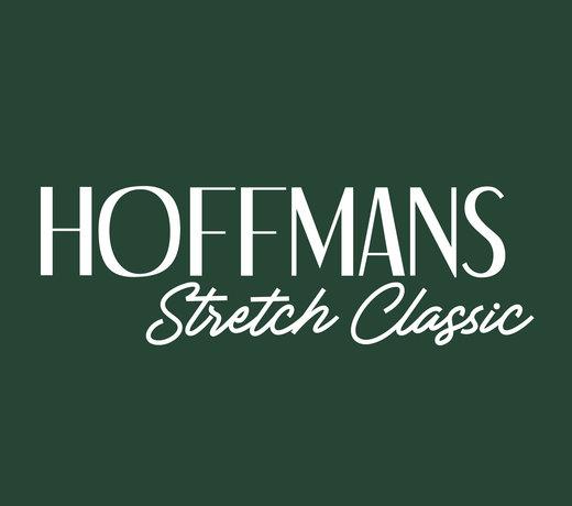 Hoffmans Stretch's Klassiekere Heren Pantalon met Elastische Band