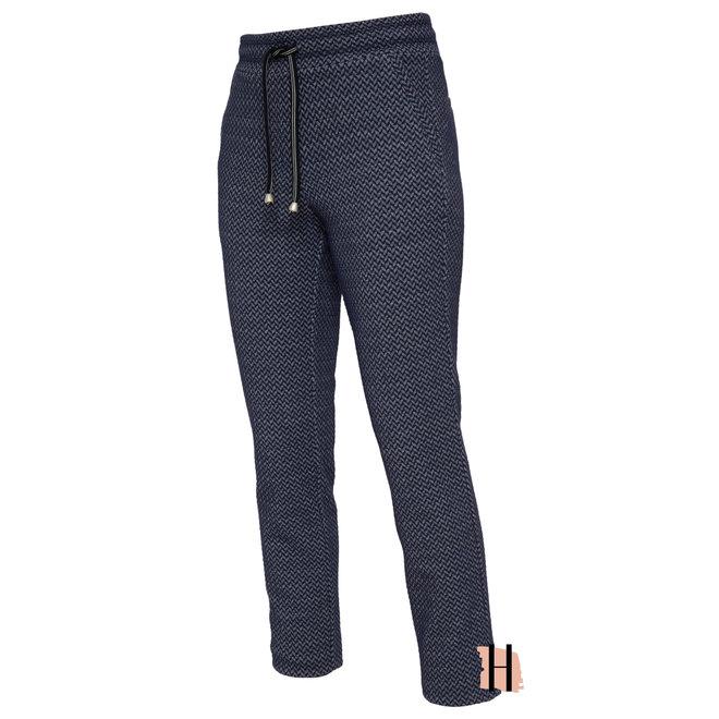 Pantalon met Rijgkoordje Sportief 7/8 Model