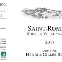 Nieuwe labels voor Domaine Henri & Gilles Buisson uit Saint-Romain