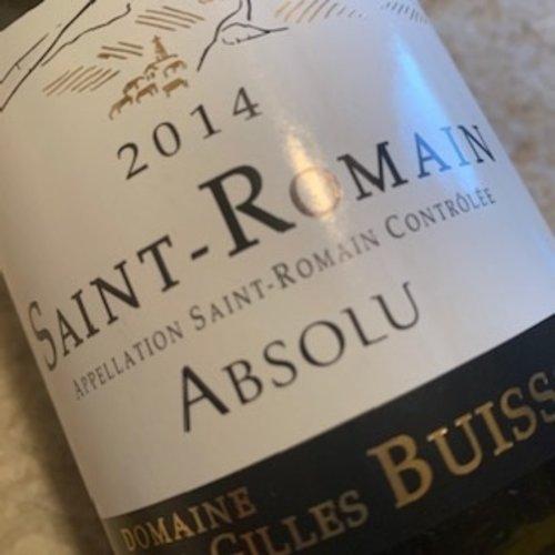 Domaine Henri & Gilles Buisson Saint-Romain Absolu Blanc