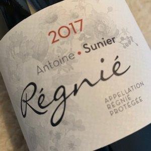 Antoine Sunier Regnie