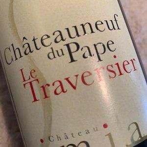 Chateau Simian Le Traversier Chateauneuf-du-Pape
