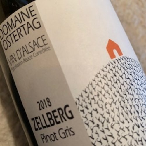 Domaine Ostertag Zellberg Pinot Gris
