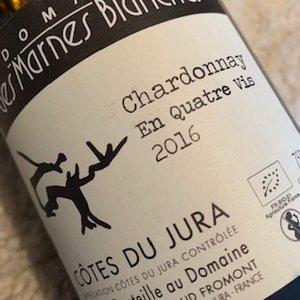 Domaine des Marnes Blanches Chardonnay En Quatre Vis
