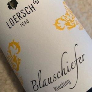 Weingut Loersch Blauschiefer Riesling Trocken
