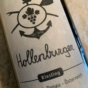 Christoph Hoch Hollenburger Riesling
