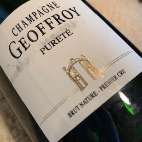Champagne Geoffroy Purete Brut Nature