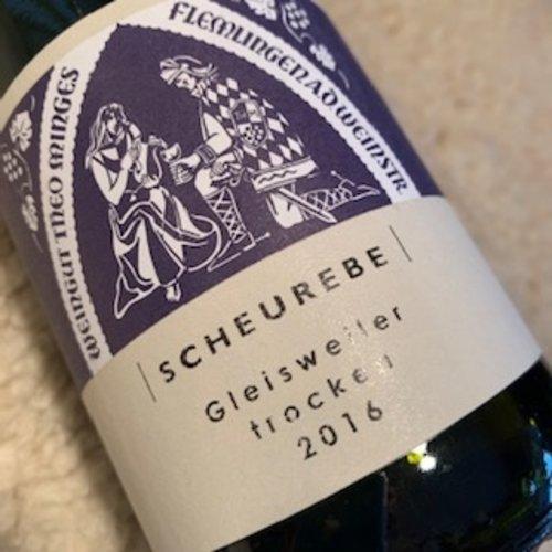 Weingut Theo Minges Scheurebe Gleisweiler Trocken