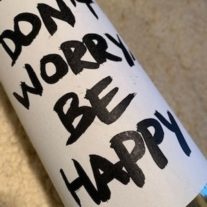 Weingut Zahringer Don't Worry Be Happy POP Music Edition Weiss