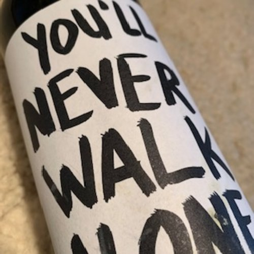 Weingut Zahringer You'll Never Walk Alone POP Music Edition Rot