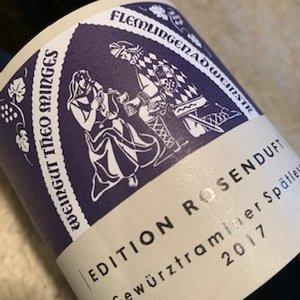 Weingut Theo Minges Gewurztraminer Spatlese Edition Rosenduft