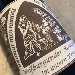 Weingut Theo Minges Im Untern Kreuz GG Weissburgunder