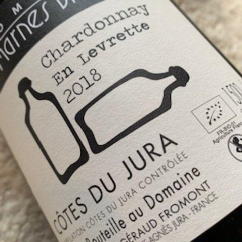 Domaine des Marnes Blanches Chardonnay En Levrette magnum