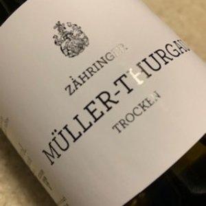 Weingut Zahringer Muller-Thurgau (ltr)