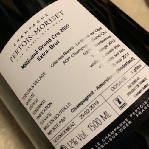 Champagne Pertois-Moriset Millesime Magnum (PM)