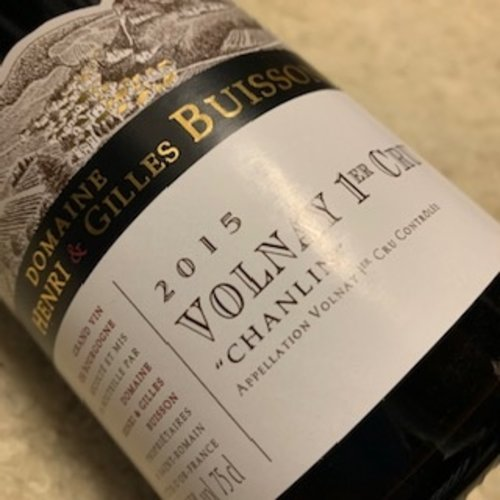 Domaine Henri & Gilles Buisson Volnay 1er Cru Chanlins