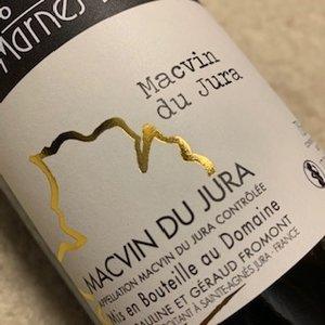 Domaine des Marnes Blanches Macvin du Jura (MB)