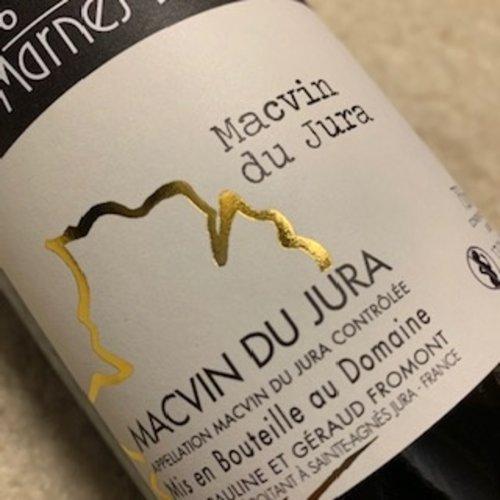 Domaine des Marnes Blanches Macvin du Jura