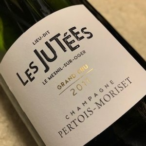 Champagne Pertois Moriset Les Juttes Grand Cru