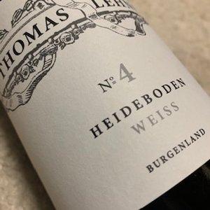 Thomas Lehner Heideboden Weiss