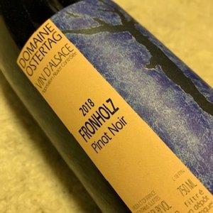 Domaine Ostertag Fronholz Pinot Noir