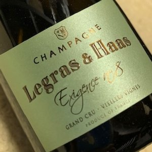 Champagne Legras & Haas Exigence No. 8